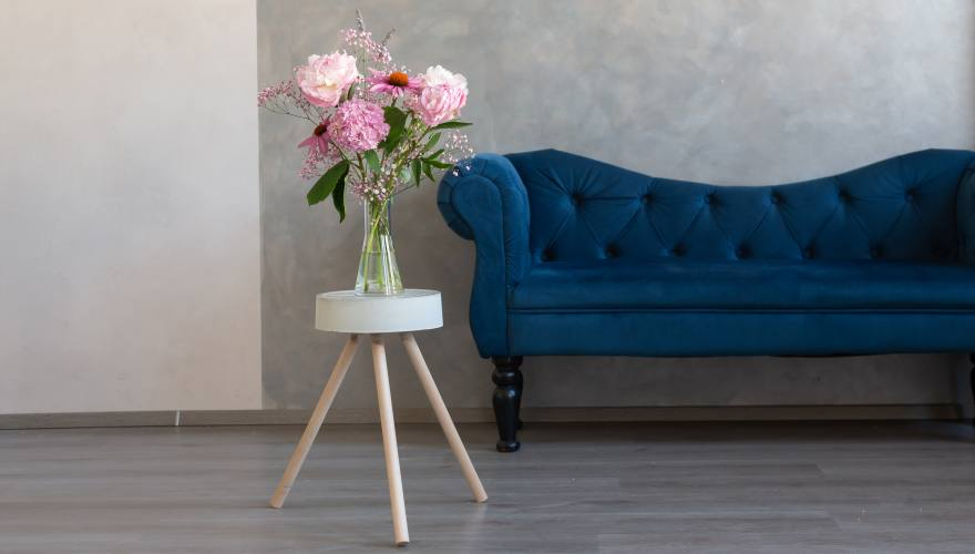 Betonski stolček