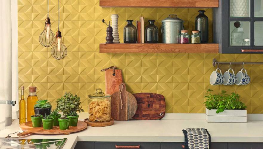 Keramika v kuhinji