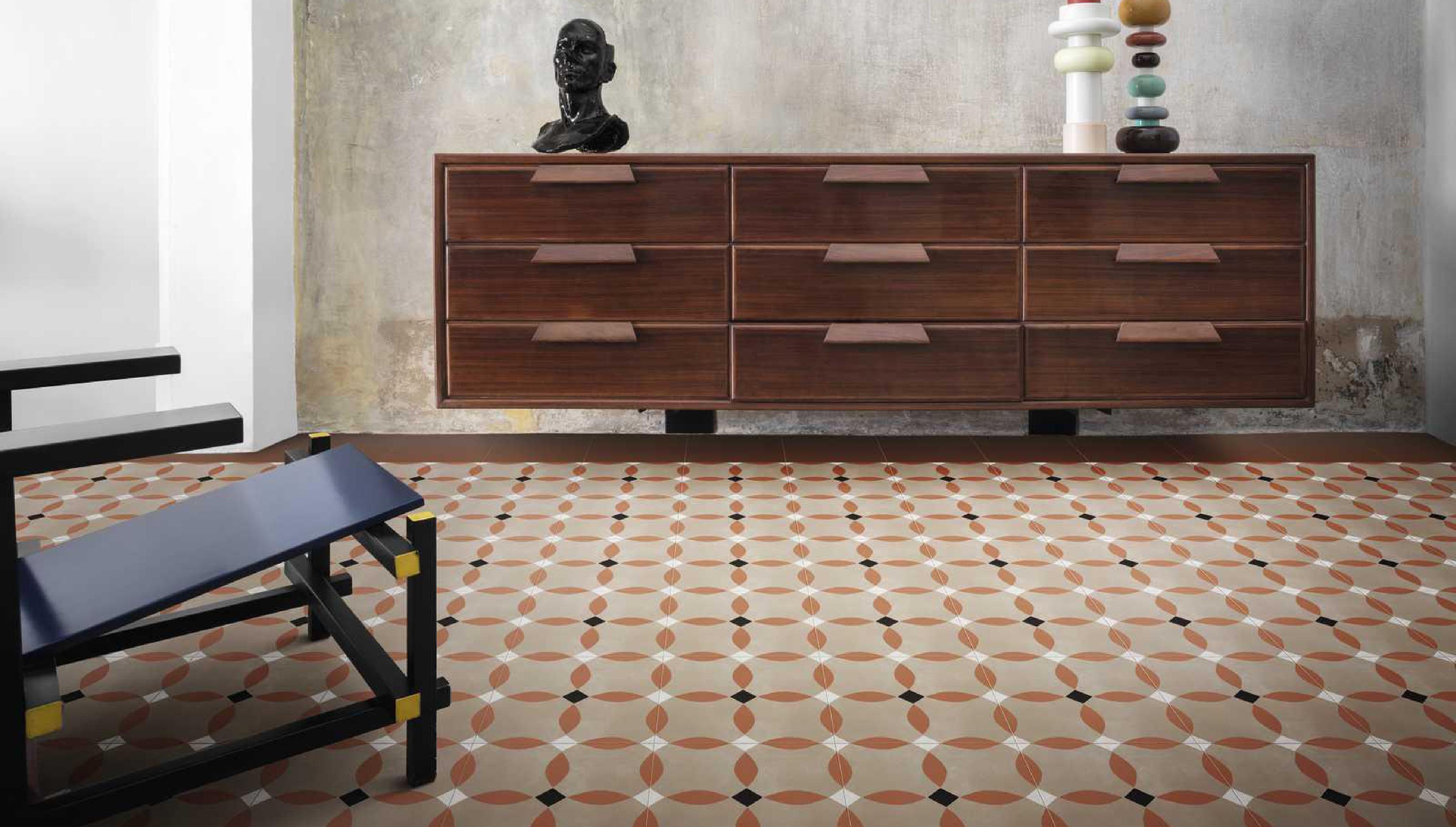 Marazzi keramične ploščice - ko se združita kakovost in italijanski slog