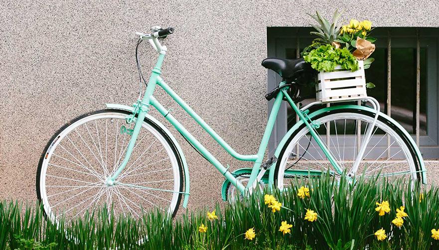 Prenova starega kolesa