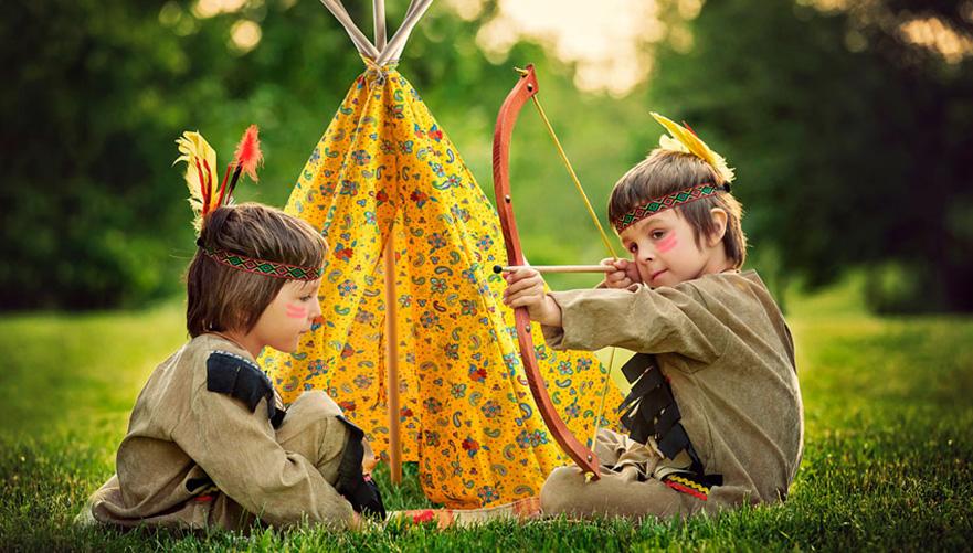 Pravljični šotor