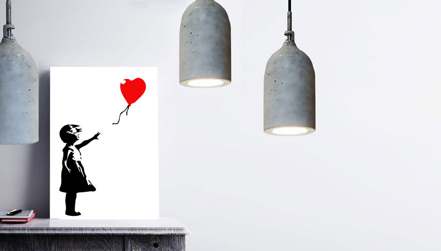 Betonska svetilka