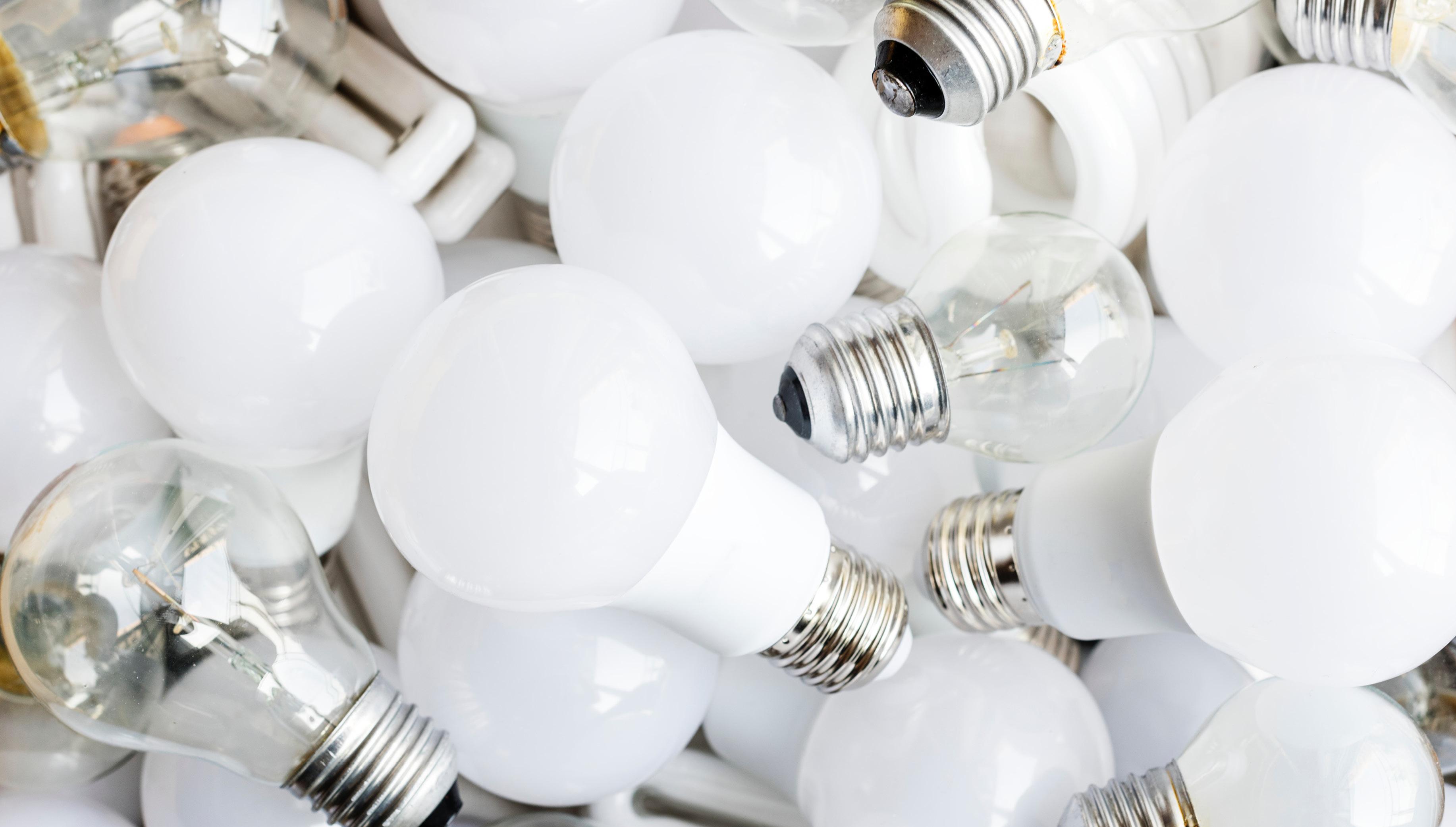 Žarnice in sijalke od A do Ž